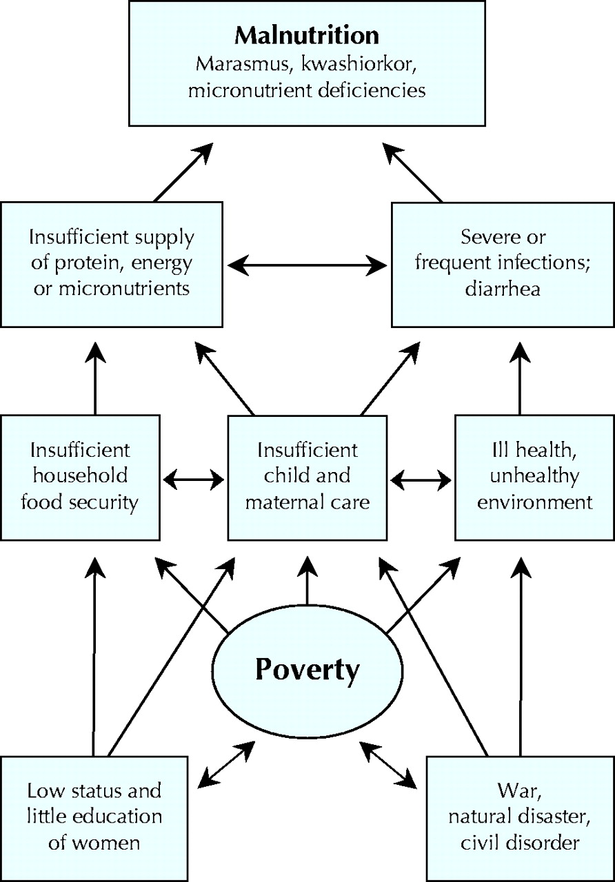 Malnutrition And Health In Developing Countries Cmaj
