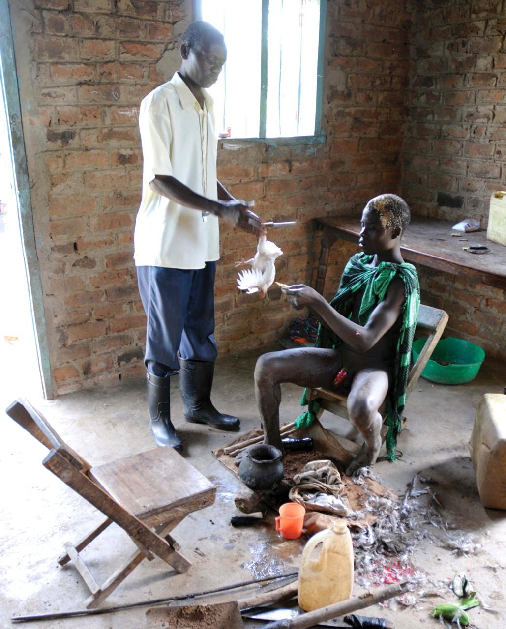 Ugandan Effort To Constrain Hiv Spread Hampered By