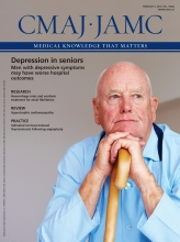 Canadian Medical Association Journal: 185 (2)