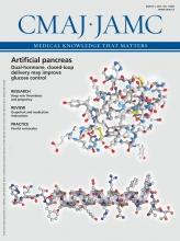 Canadian Medical Association Journal: 185 (4)