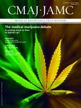 Canadian Medical Association Journal: 186 (12)