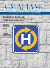 Canadian Medical Association Journal: 186 (15)