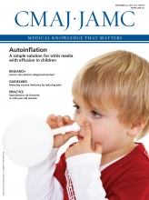 Canadian Medical Association Journal: 187 (13)