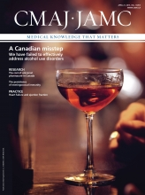Canadian Medical Association Journal: 187 (7)