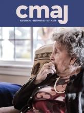 Canadian Medical Association Journal: 189 (14)