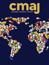 Canadian Medical Association Journal: 189 (23)