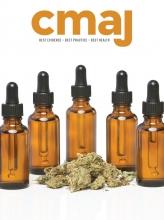 Canadian Medical Association Journal: 189 (30)