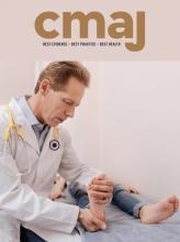 Canadian Medical Association Journal: 189 (35)