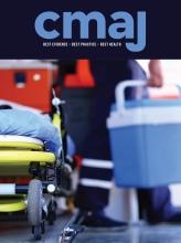 Canadian Medical Association Journal: 189 (38)