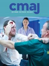 Canadian Medical Association Journal: 189 (5)