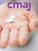 Canadian Medical Association Journal: 189 (8)