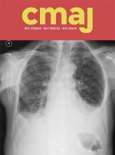 Canadian Medical Association Journal: 190 (10)