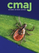 Canadian Medical Association Journal: 190 (12)