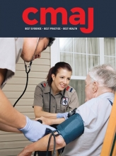 Canadian Medical Association Journal: 190 (21)