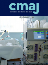 Canadian Medical Association Journal: 190 (23)