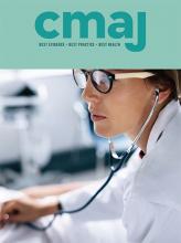 Canadian Medical Association Journal: 190 (33)