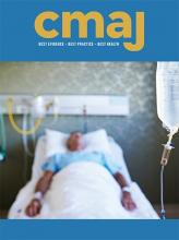 Canadian Medical Association Journal: 190 (36)