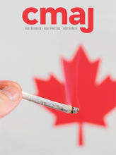Canadian Medical Association Journal: 190 (41)