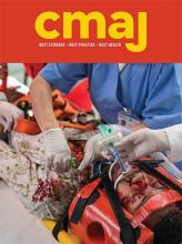 Canadian Medical Association Journal: 190 (45)