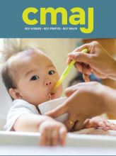 Canadian Medical Association Journal: 191 (29)