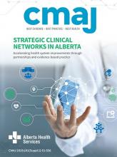 Canadian Medical Association Journal: 191 (Suppl)