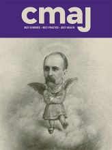 Canadian Medical Association Journal: 192 (45)
