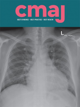 Canadian Medical Association Journal: 192 (48)