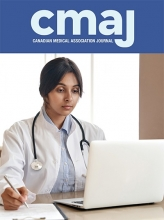 Canadian Medical Association Journal: 193 (18)