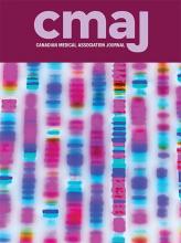 Canadian Medical Association Journal: 193 (42)