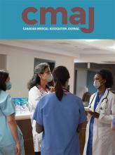 Canadian Medical Association Journal: 193 (7)